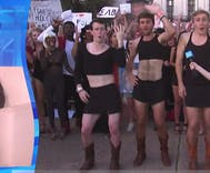 Watch Ellen and college students do Beyoncé impressions that'll crack you up