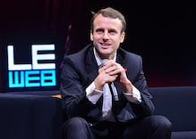 'I am what I am': French presidential candidate laughs off gay rumors