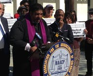 NAACP calls for boycott of North Carolina over HB2, voting rights
