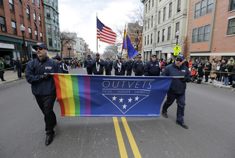 St. Patrick's Day parade organizers will reconsider allowing gay group to march