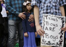 No, there is no epidemic of kids pretending to be transgender