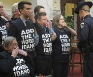 Last-ditch effort to add LGBTQ protections in Idaho foiled by Republicans