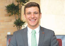 Meet the big man on campus: first openly gay student body president at Texas A&M