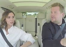 Carpool Karaoke takes us for a spin back to the Posh '80s