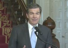 North Carolina governor signs bill replacing HB2