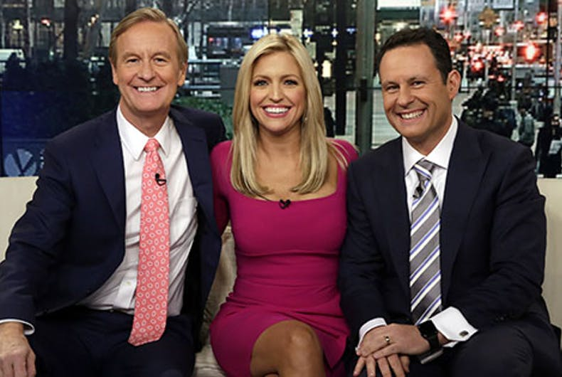 Sucking up to Donald Trump wins 'Fox & Friends' huuuuge ratings and retweets