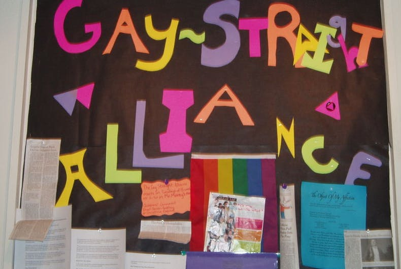 Christian parents sue for 'religious freedom right' to know if their kid joins a GSA