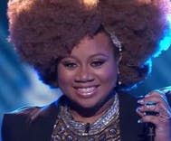 'American Idol' star says she chose to be straight after 2 years of being gay