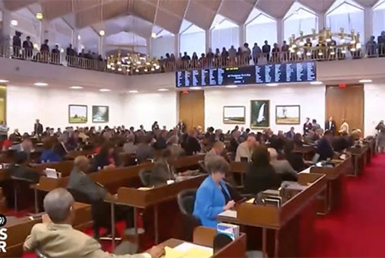 Watch North Carolina lawmakers debate and vote on replacement for HB2 LIVE