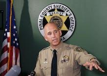 Trump candidate to head border patrol is a homocon under FBI investigation
