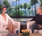 4 words to make your day: Ellen meets Ruby Rose