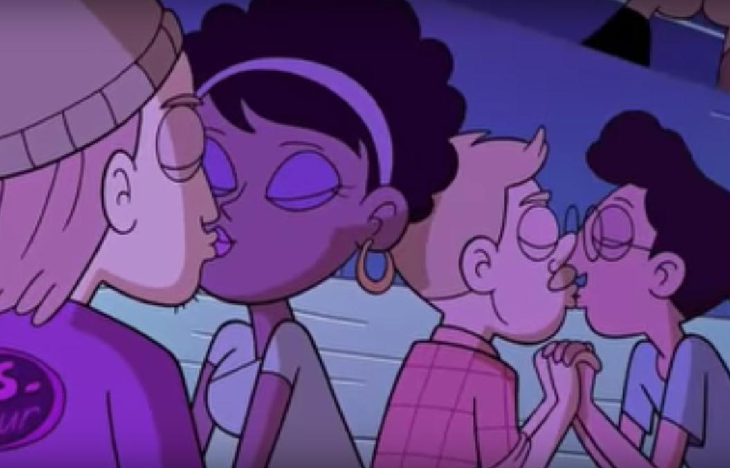 YouTube Cartoons sexe