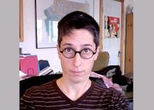 Vermont's cartoonist laureate is Alison Bechdel of 'Fun Home' fame