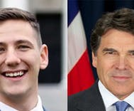 Gay student publicly attacked by Rick Perry challenges him to meet face to face