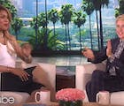 Ellen honored Laverne Cox on International Women's Day