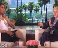 Ellen honored Laverne Cox on International Women's Day
