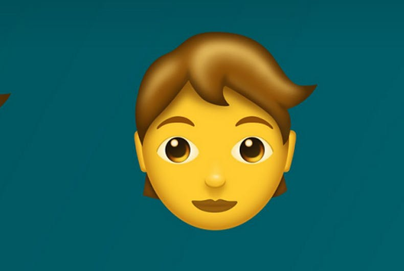 Are these 3 non-binary emoji coming to your phone this year?