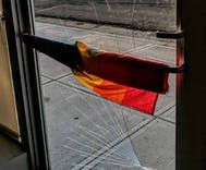 Offices of LGBTQ organizations nationwide are being vandalized