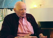 Man comes out at age 95, watch the heart-warming video