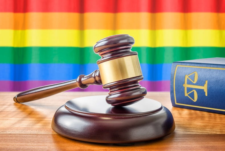 Court rules Civil Rights Act doesn't protect against anti-gay discrimination