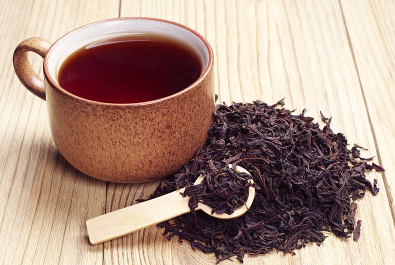 Why are people from San Francisco getting critically ill after drinking tea?