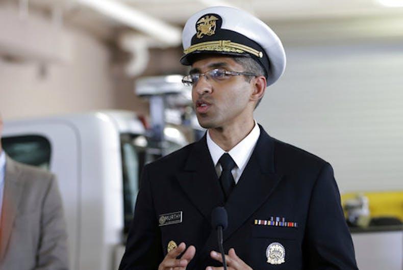 Trump demands Surgeon General's resignation