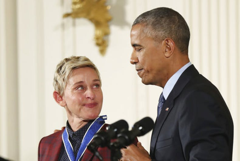 Ellen opens up on how Hollywood 'bullied' her when she came out