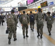Is South Korea hunting down & persecuting gay soldiers?