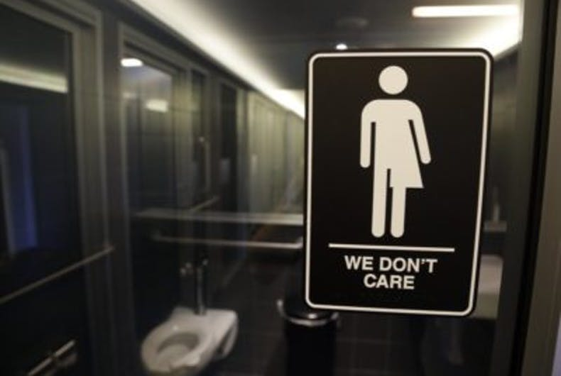 Time is running out for Vermont's gender-free restroom bill