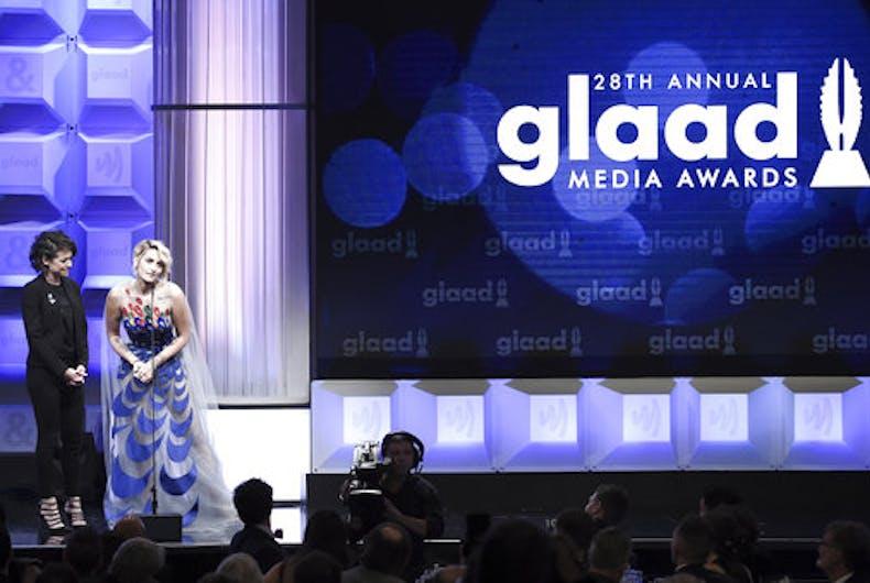 'Moonlight,' 'Transparent' win at GLAAD Media Awards