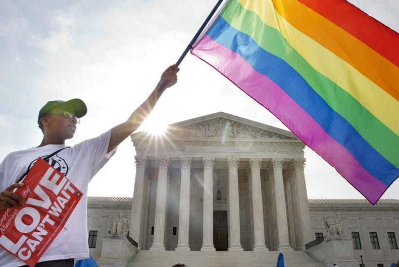 North Carolina Republicans file bill going after same-sex marriage