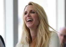 Ann Coulter's canceled Berkeley appearance was never about 'free speech'