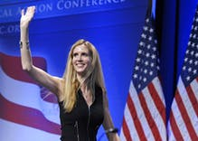 UC Berkeley students cry 'free speech' over cancelled Ann Coulter visit