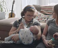 Dove includes trans mom in new inclusive ad campaign about #RealMoms