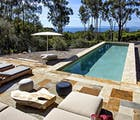 Your eyes will pop exploring Ellen & Portia's exquisite $45M Calif. mansion