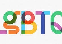 New rainbow font is a touching tribute to pride flag creator
