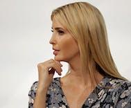 Ivanka booed at women's summit