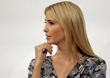 Is Ivanka Trump a lesbian? Donald Trump Jr.'s ex-girlfriend claims she can prove it.