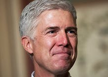 BREAKING: Senate confirms Neil Gorsuch as Supreme Court Justice