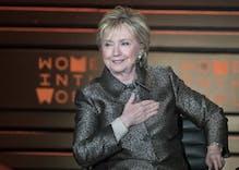 Hillary Clinton was the real winner of last night's presidential debate