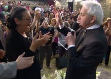 Televangelist Benny Hinn raided by the feds for fraud & tax evasion
