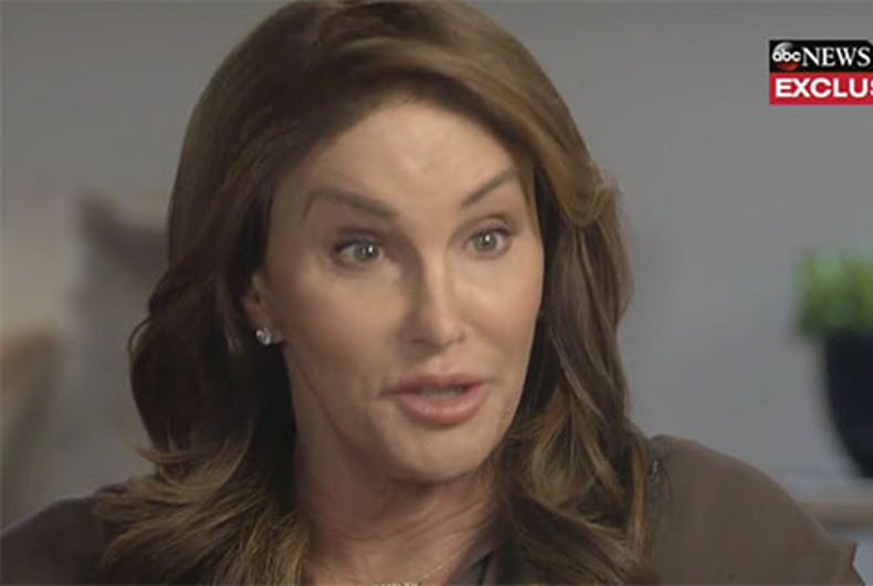 Hundreds of trans people are calling for a charity to rescind an award for Caitlyn Jenner
