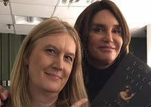 Caitlyn Jenner apologizes for wearing a Trump hat in public