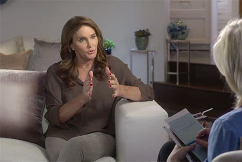 Caitlyn Jenner's way of protesting Trump: 'I won't be playing golf with him'