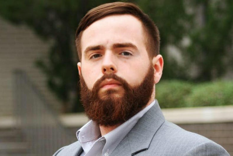 He's 19 & running for office in Georgia after being mocked for his 'lifestyle'