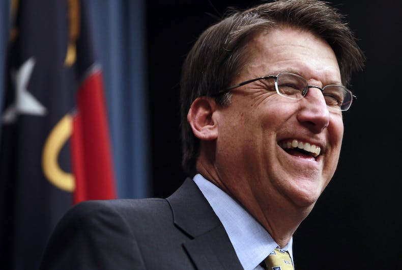 Former NC governor on HB2 repeal: The good news is LGBT people 'lost the battle'