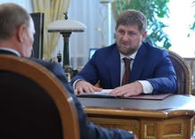 "Chechen leader responsible for ""gay purge"" rushed to Moscow hospital for coronavirus"