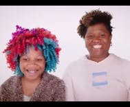 Watch trans children & their parents read positive affirmations: 'I am who I am'