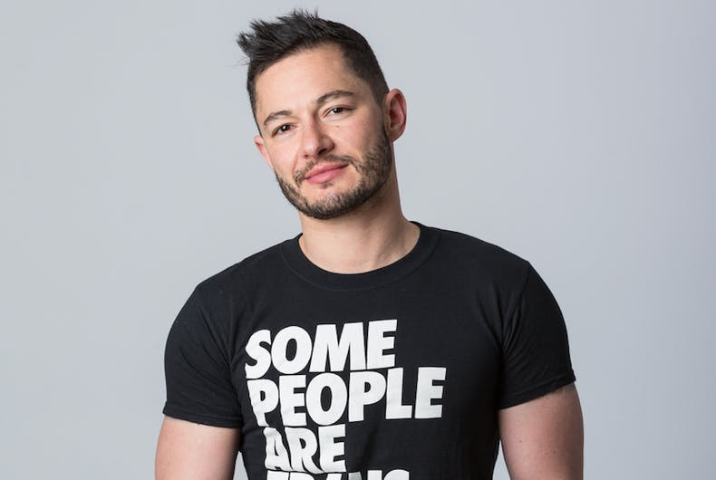 Jake Graf's 'Headspace' shows what runs through transgender people's minds