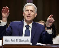 Showdown over Gorsuch's Supreme Court confirmation has far-reaching consequences